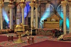 Harem no palácio de Topkapi em Istambul foto de stock