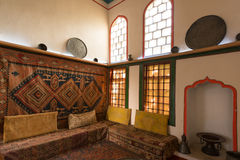Harem room royalty free stock image