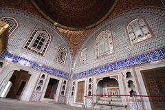 Harem of Topkapi Palace Royalty Free Stock Image