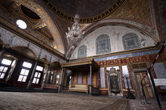 Harem of Topkapi Palace Royalty Free Stock Photos