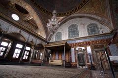 Harem of Topkapi Palace Royalty Free Stock Photos