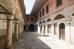 Harem w Topkapi pałac Zdjęcie Stock
