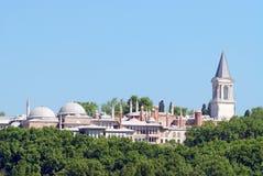 haremowy Istanbul pałacu topkapi indyk fotografia stock