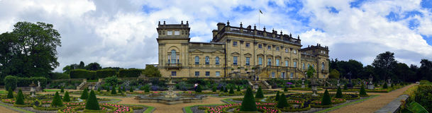 Harewood House, Leeds, West Yorkshire, UK Royalty Free Stock Image