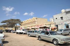 Hargeisa is a city in Somalia Stock Photo