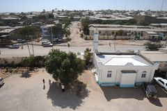 Hargeisa is a city in Somalia Stock Image
