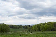 Harghita krajobraz Zdjęcia Stock