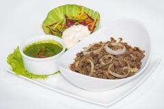 Hari Kabab是更加暴躁的kebab在世界上 库存图片