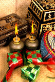 Hari Raya Puasa Stock Image
