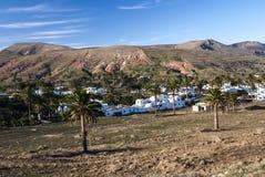 Haria, Lanzarote, Canary Islands, Spain Royalty Free Stock Photo