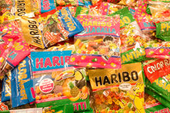 Haribo Photos stock