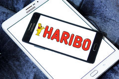 Haribo confectionery company logo Royalty Free Stock Images