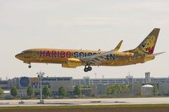 Haribo Flugzeug Lizenzfreie Stockfotografie