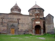 Harichavank修道院,亚美尼亚 免版税库存图片