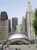 Haricot de Chicago Photographie stock libre de droits