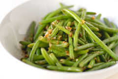 Haricot verts Royalty Free Stock Images
