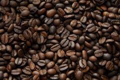 Haricots 2 de Cofee Photographie stock libre de droits