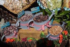 Haricots Photo libre de droits