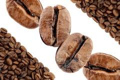 Haricots de café photo stock