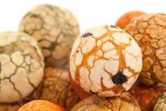 Haricots japonais de bonbons (écrous) avec le manteau coloré de sucre, Photographie stock
