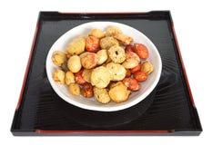 Haricots japonais de bonbons Image stock