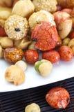 Haricots japonais de bonbons Photographie stock