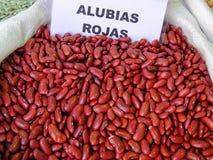 Haricots rouges Images libres de droits