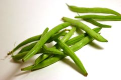 Haricots verts Image stock
