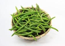 Haricots verts photos stock