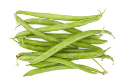 Haricots verts frais Image stock