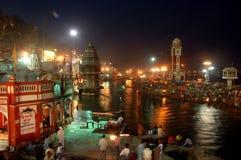 Haridwar lizenzfreie stockbilder