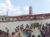 Haridwar Στοκ Εικόνα