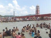 Haridwar Stock Foto
