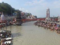Haridwar Στοκ Φωτογραφία