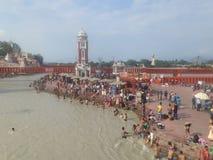Haridwar Stock Afbeeldingen