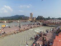 Haridwar Stock Foto's