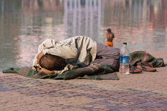 Haridwar, Inde. photos libres de droits
