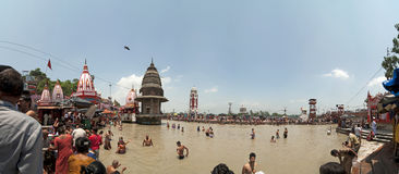 Haridwar, India Stock Image