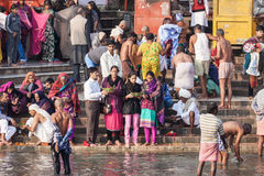 Haridwar in India Royalty Free Stock Image