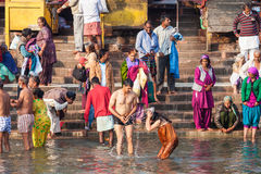 Haridwar in India Stock Photography