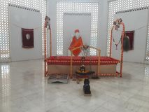 Hariharanand dei swami immagini stock