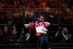 HARIMOTO Tomokazu празднуют Стоковые Фотографии RF