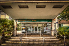 Haringey Civic Centre Royalty Free Stock Photography