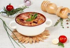 Harira soup Stock Photography