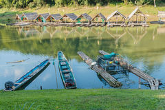 HARIRAK森林公园,黎府,泰国 2015年10月17日: 库存照片