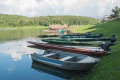 HARIRAK森林公园,黎府,泰国 2015年10月17日: 免版税库存图片