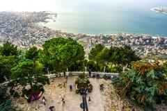 Harissa nuestra señora de Líbano 09 foto de archivo libre de regalías