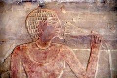 harkuf inom s-tomben Royaltyfri Fotografi