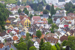 Harlach in Schwarzwald town - Germany Stock Photo