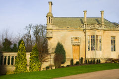 Harlaxton Manor Architecture Royalty Free Stock Image